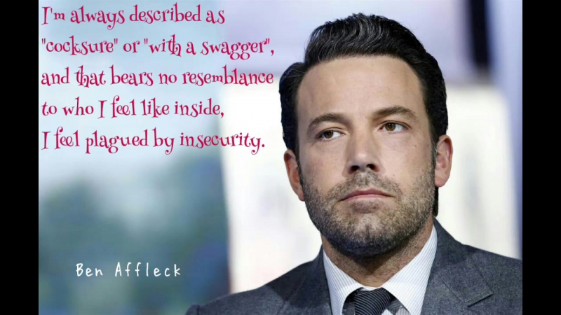 Ben Afflecks quote