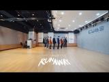 Pentagon - Runaway Dance Practice Ver.