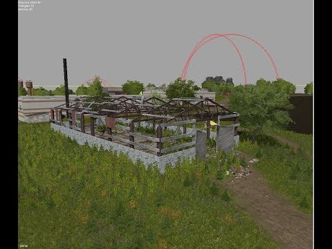 Farming Simulator 17. Обзор карты Ягодное