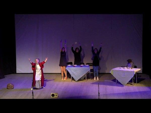 Театральный баттл 19 мая 2018