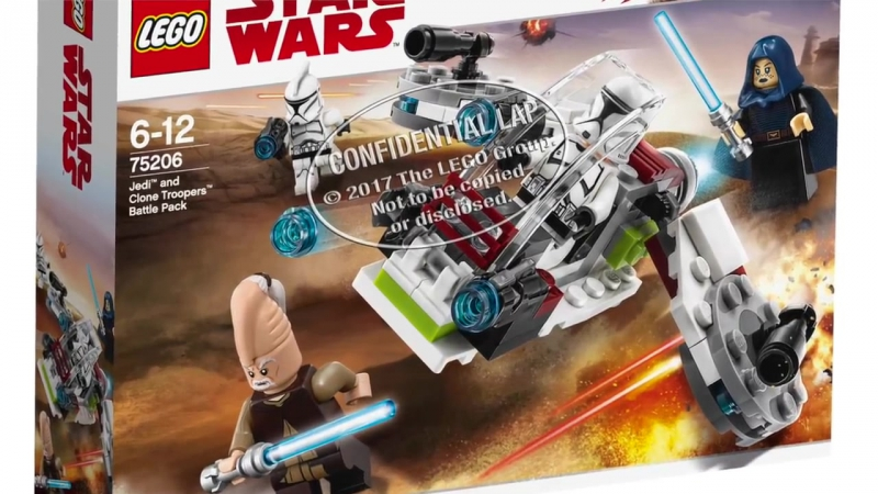 2018 LEGO STAR WARS SUMMER SETS FIRST HD IMAGES - Solo Sets Preview