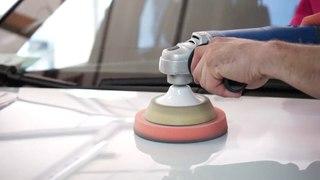 Полировка BMW с нанесением жидкого стекла | Студия детейлинга