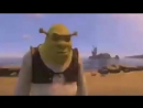 The entire Shrek saga 1,2,3,4 sped up and played several times for 30 minutes to Africa by Toto