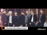 [VIDEO] BTS On Personal Style & The Importance of Fashion in Music | Billboard