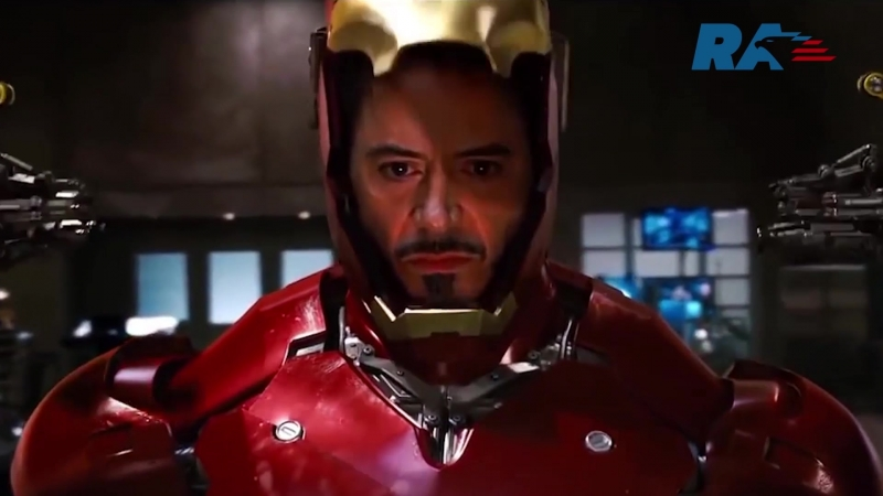 Анонс. In the US, Tony Starks costume was stolen from the movie Iron Man