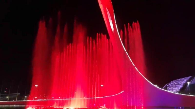 Сочи 2018 Олимпийский парк