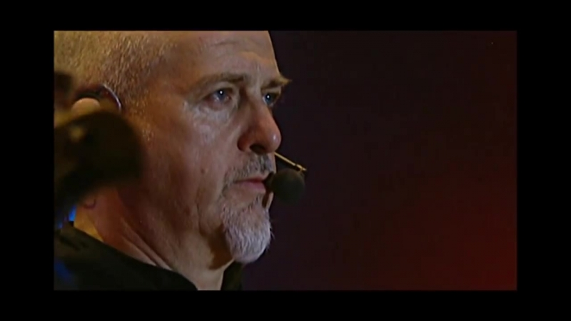 In Your Eyes Games Without Frontiers Solsbury Hill Sledgehammer--Peter Gabriel Live -