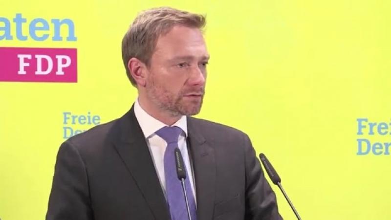 -Erleben politische Zeitenwende-- Linder sieht Deutschland in fundamentalem Umbruch(1)