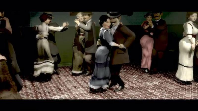 Аргентинский мультфильм о Танго-Канженге Lo de Ribera