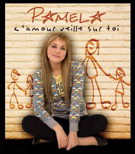 Pamela альбом L'amour veille sur toi
