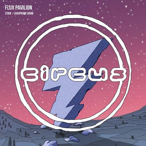 Flux Pavilion альбом Stain / Saxophone Doom