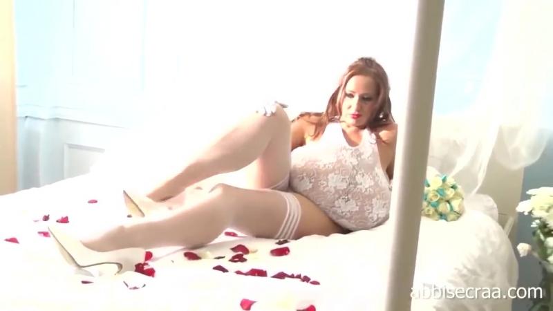 Abbi Secraas beautiful BUSTY BRIDE video - just fantasy -)