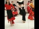 Уроки цыганского танца, чечетка Трепак