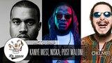 #LaSauce - L'actu rap du moment (Kanye West, Post Malone, Niska..) - 300418 OKLM TV