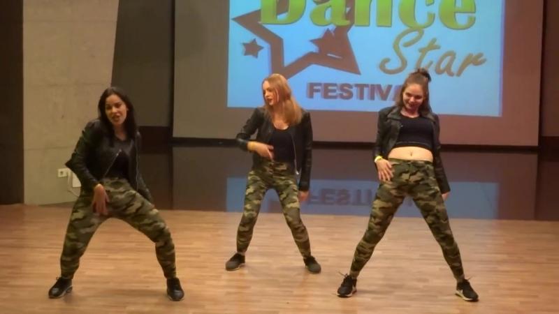 DANCEHALL(СHAMPION GIRLS)_3 место ТАНЦ, ШОУ профи_DANCE STAR 29.10.17