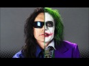 Tommy Wiseau's Joker Audition Tape Nerdist Presents