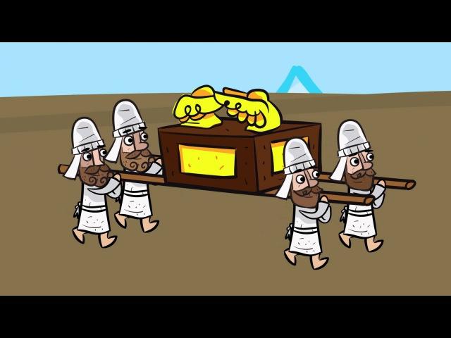 The Israelites Cross the Jordan (Joshua 3-4)