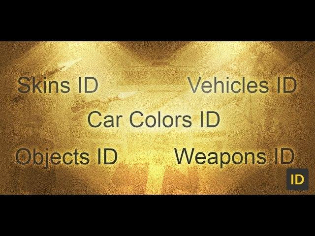 ID for SA-MP