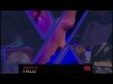 Ziggy X - X Rulez &amp Thiz Rox (Live @ Viva Club Rotation 04.03.05)