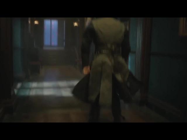 Dr Strange it's a kung fu fighting!
