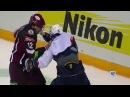 Самые жесткие драки в хоккее