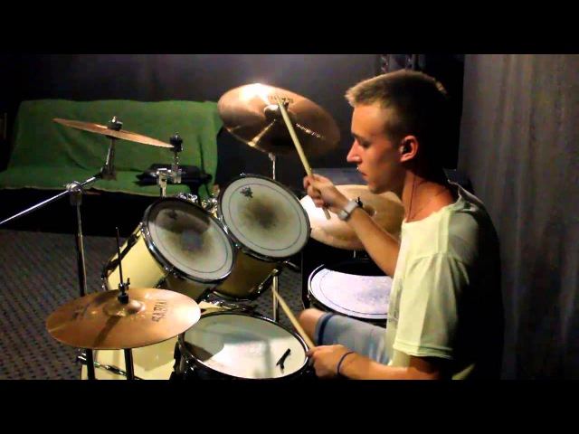 Scorpions - Humanity (Drum Cover)