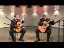 """The Godfather ( Der Pate ) Soundtrack Cover - """"Duo Tarantella Germany"""" Live 2015"""
