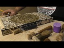 Нарды ручной работы из дерева обзор Резные нарды своими руками видео