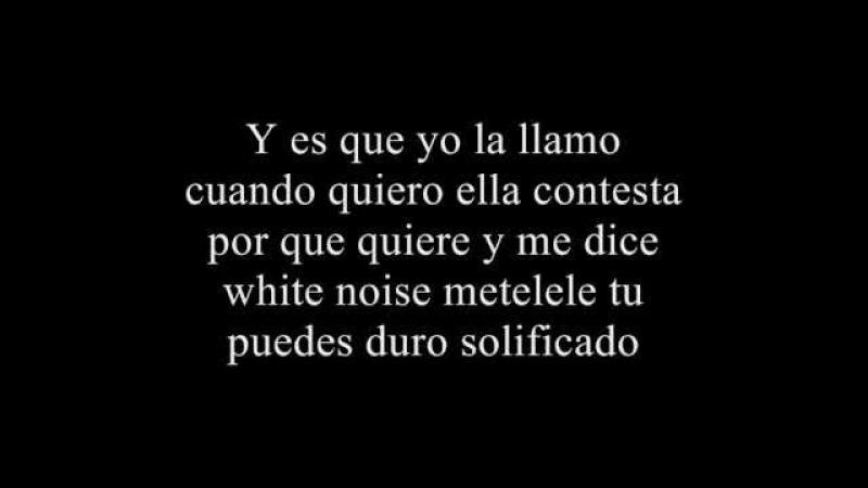 Denzel Ft. White Noise D-Anel - Besos (Con Letra)