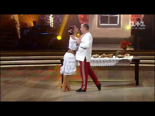 Юрій Ткач та Ілона Гвоздьова – Ча-ча-ча - Танці з зірками