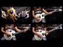 Metallica's King Nothing Cover (guitarsvocals playthrough) by tod_blackness