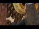 Beautiful sound Sofia Kalandadze harp