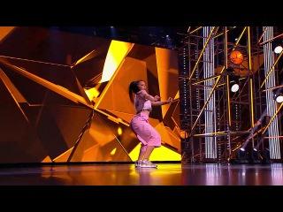 Танцы: Юлия Бойко (Bjorn Nilsson & Ashley Warren - Independent Woman) (сезон 4, серия 3) из сериала Танцы с ...