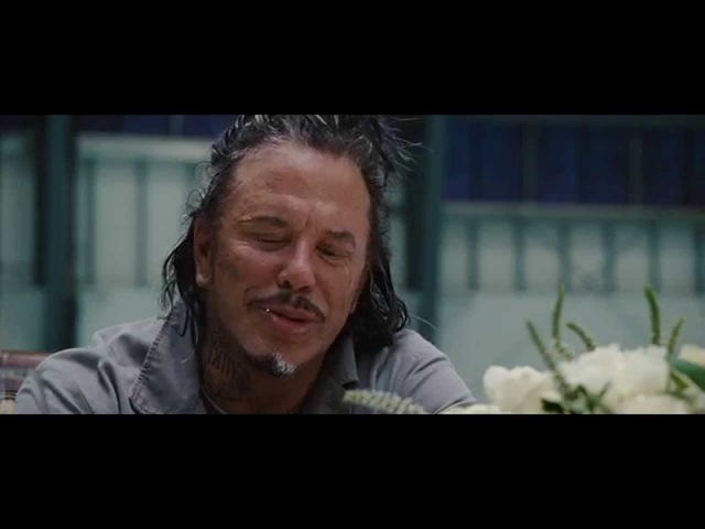 Iron Man 2 1080p All of Mickey Rourke's lines in Russian