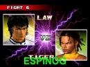 Tekken 3 Online ПИЗДЕЦ Vs S.E.R.A.F.I.M. BOLO Part 1