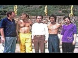 Behind The Scenes With Bruce Lee - Enter The Dragon 1973 (New Restored Footage)
