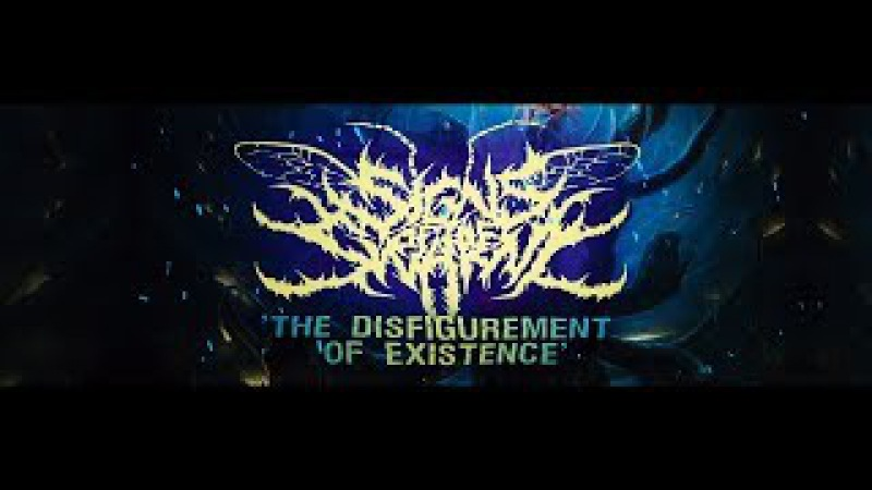 SIGNS OF THE SWARM - THE DISFIGUREMENT OF EXISTENCE [OFFICIAL ALBUM LYRIC VIDEO] (2017) SW EXCLUSIVE