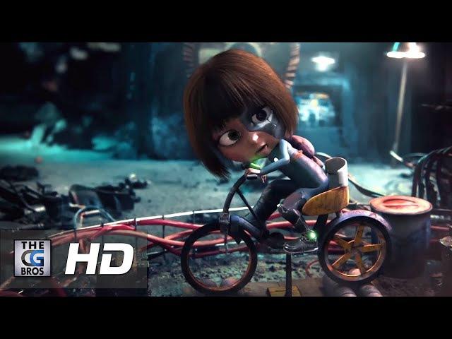 CGI **Award-Winning** Indie Short Film: