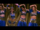 Индийский танец. Group Mayuri