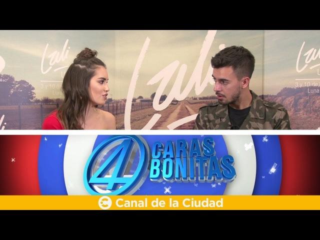 Entrevista mano a mano con Lali Espósito en 4 Caras Bonitas