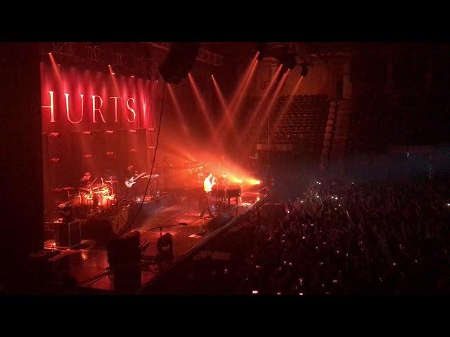HURTS - Ready To Go, Irkutsk, Trud Arena, 08.02.2018