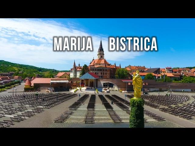 Marija Bistrica - Drone Video