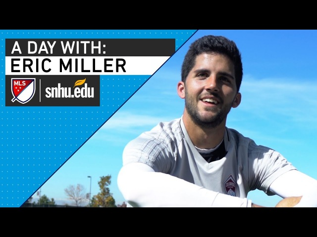 Colorado Rapids defender earns MBA in unique way | A Day With pres. by SNHU