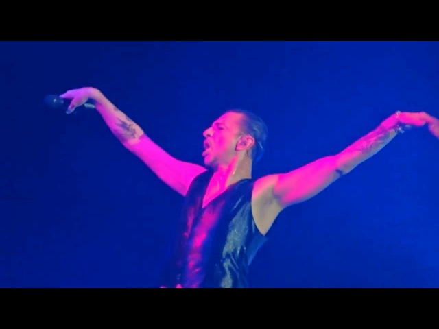 Depeche Mode Live in Moscow 25 02 2018 Global Spirit Tour 5 Cameras Multicam Edit