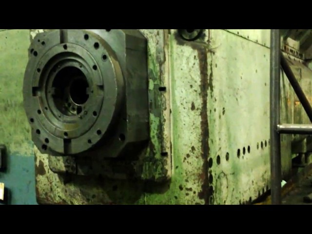 Horizontal boring machine Skoda W250 12000mm