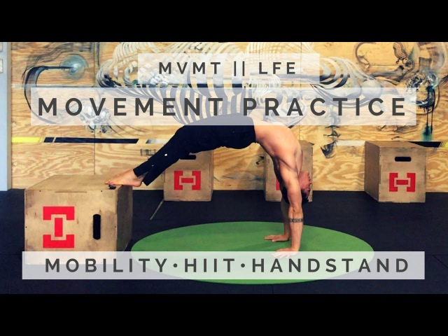 Free Movement Practice Skill Series (Part 3)