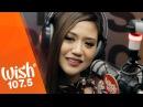 Morissette performs Akin Ka Na Lang LIVE on Wish 107.5 Bus