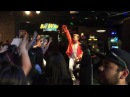 Airspoken live at Gameworks - cover of Closer