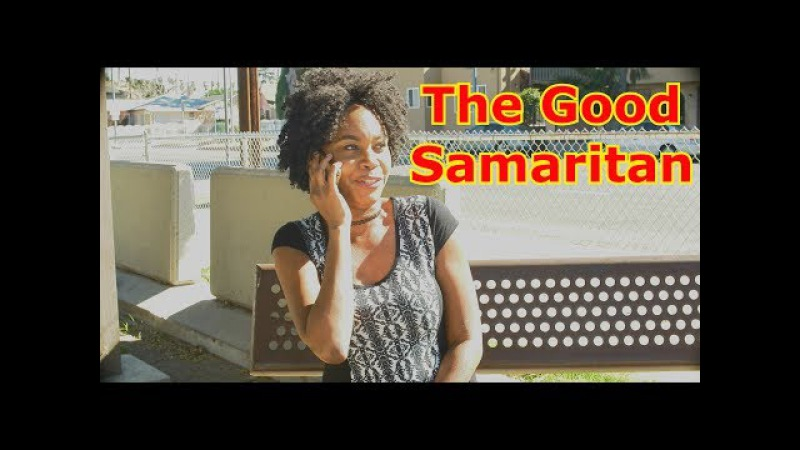 The Good Samaritan 😂COMEDY😂 (David Spates)