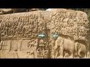 Доказательства древних пришельцев 6 Барельеф Покаяние Арджуны